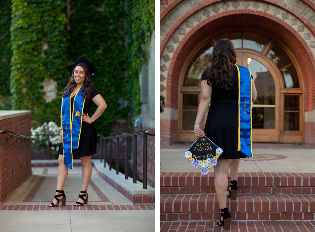 SJSU grad photos, SJSU senior photos