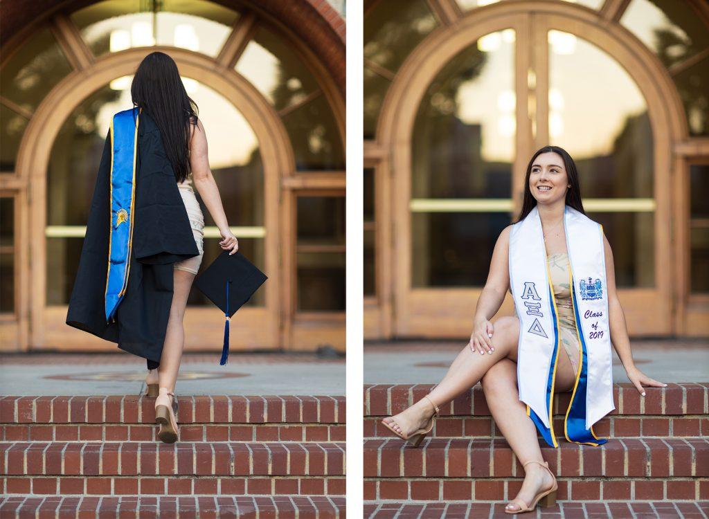 SJSU Grad portraits, SJSU senior pictures
