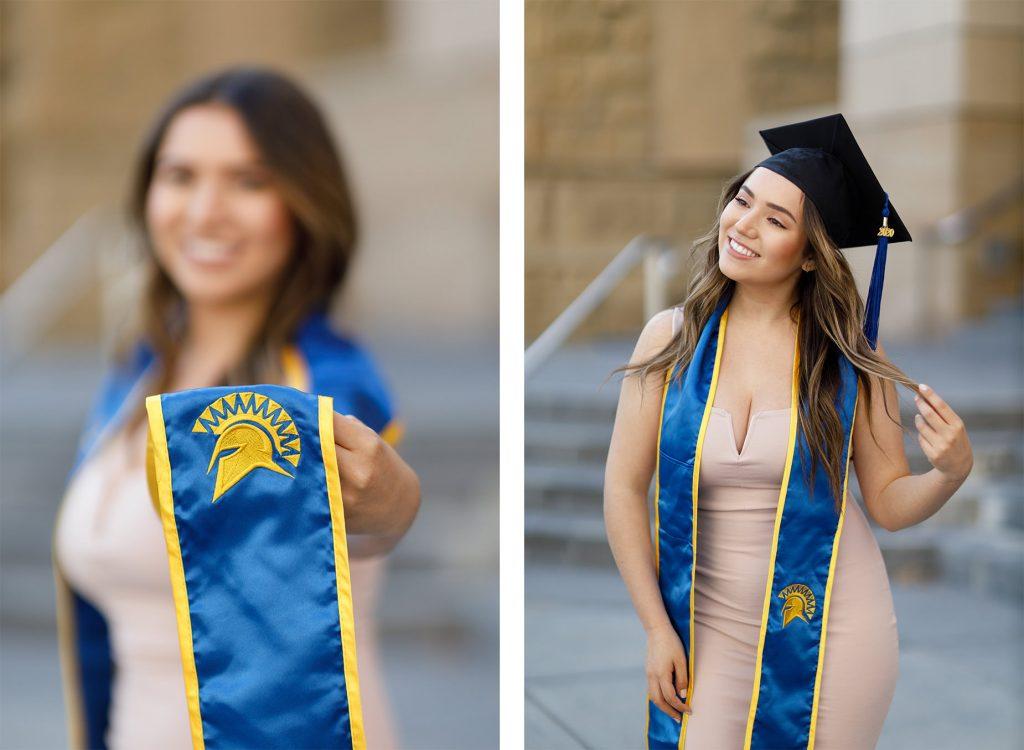 SJSU Grad Photos