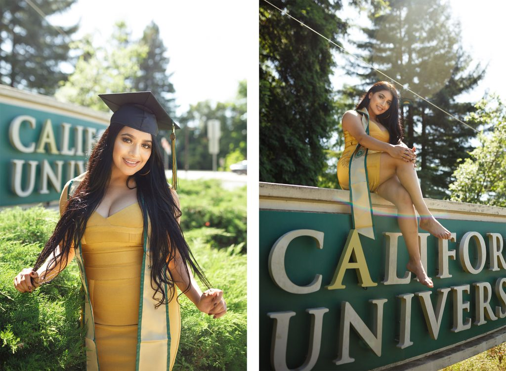 Latina Sac State Grad 2020