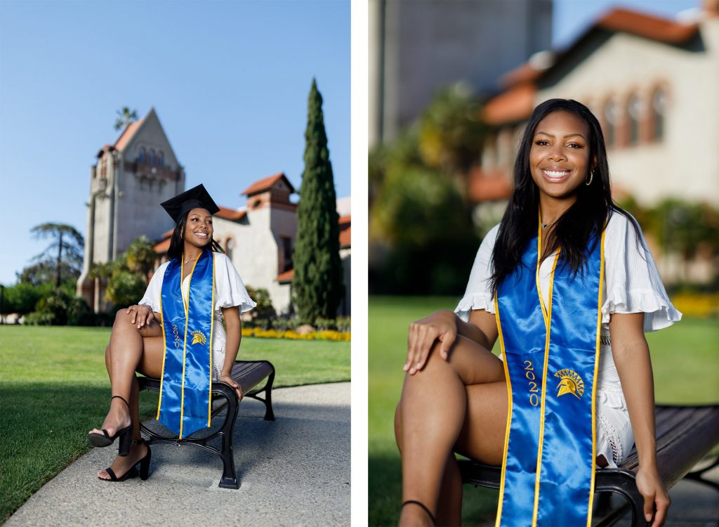 San Jose State University Grad Photographer