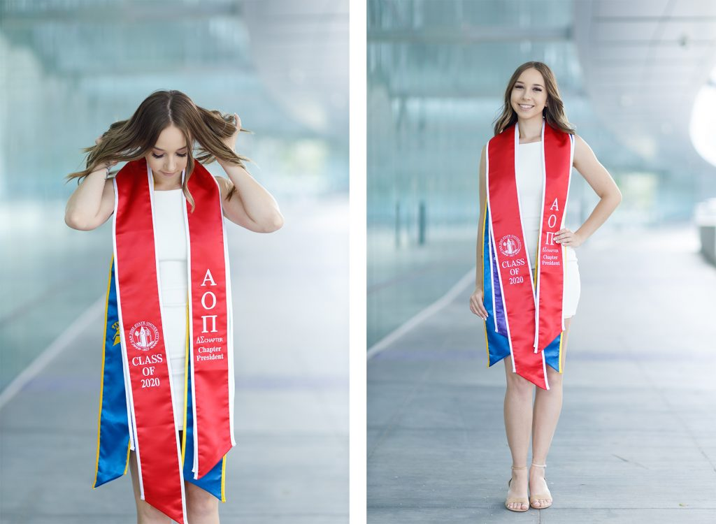 ALPHA OMICRON PI Grad Photographer