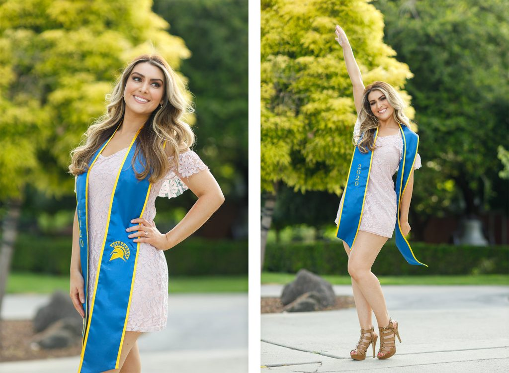 Grad Photos at SJSU