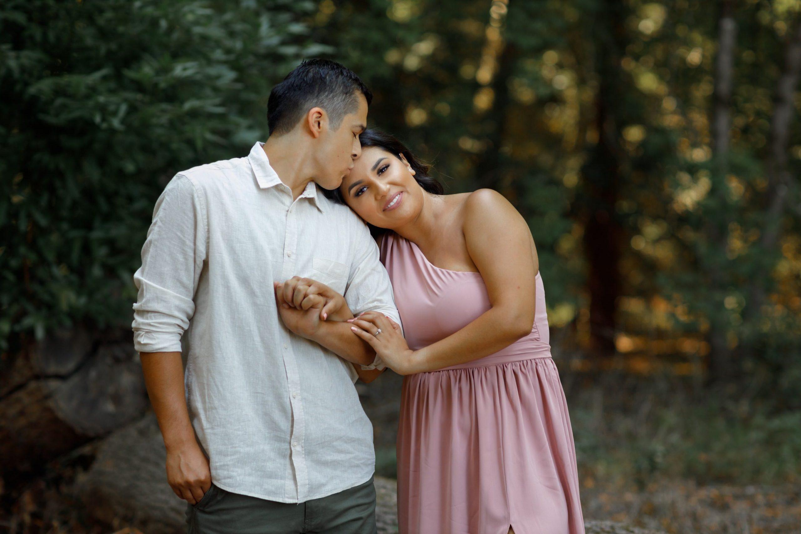 Big Basin Redwoods Engagement
