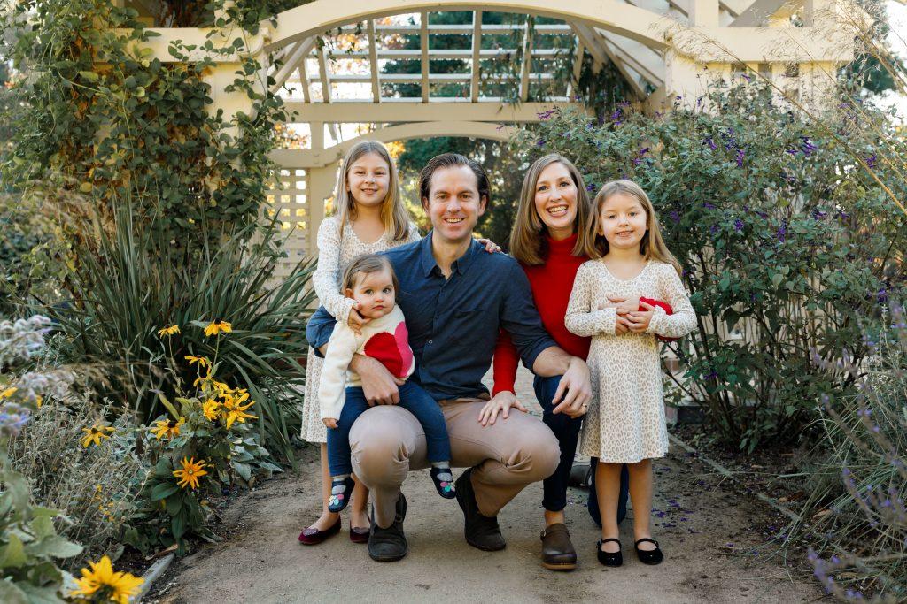 Palo Alto Family Portraits