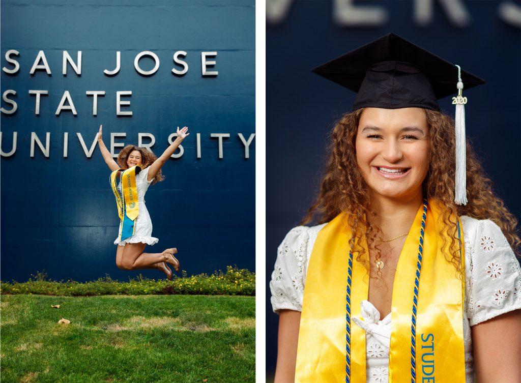 San Jose State Grad