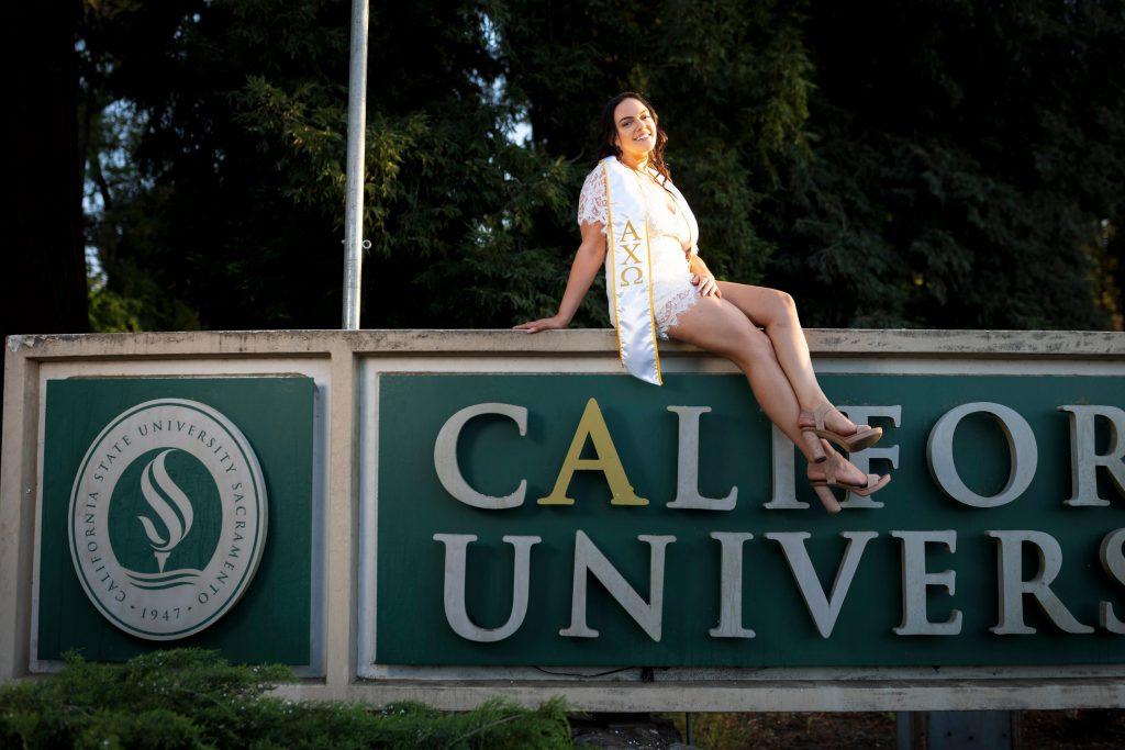 Sacramento State Grad Pictures