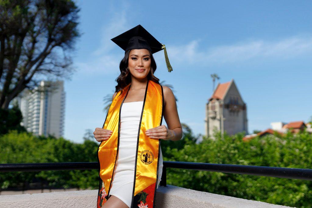 SJSU Graduation Pictures