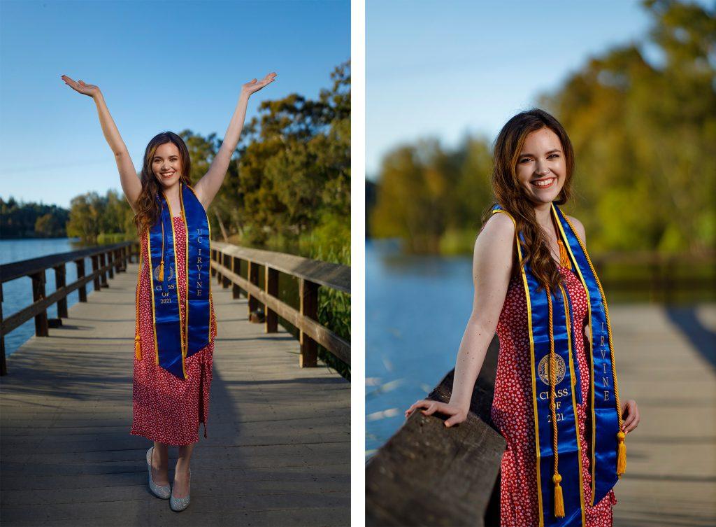 UC Irvine Grad Photos