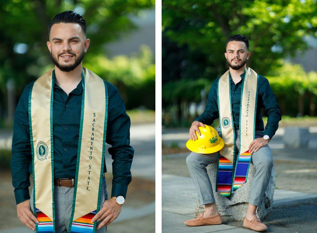 Sac State Graduate Photos